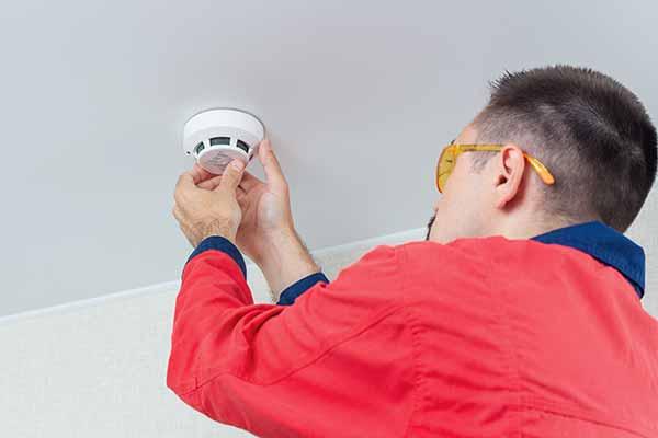 Système de protection électronique détection incendie WiProtect
