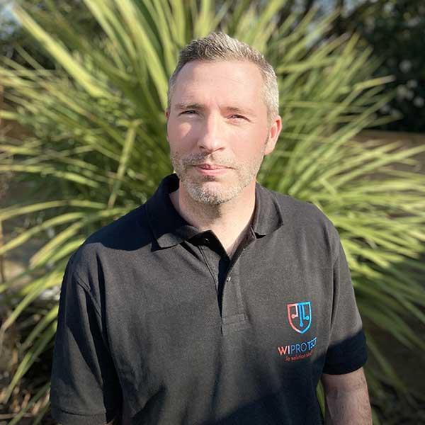 Système de protection électronique avec Wiprotect et Nicolas Vincent